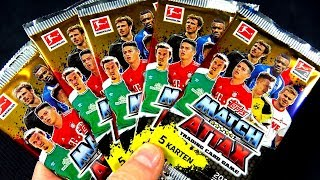 Topps MATCH ATTAX 18/19 ★ Pack Opening ★