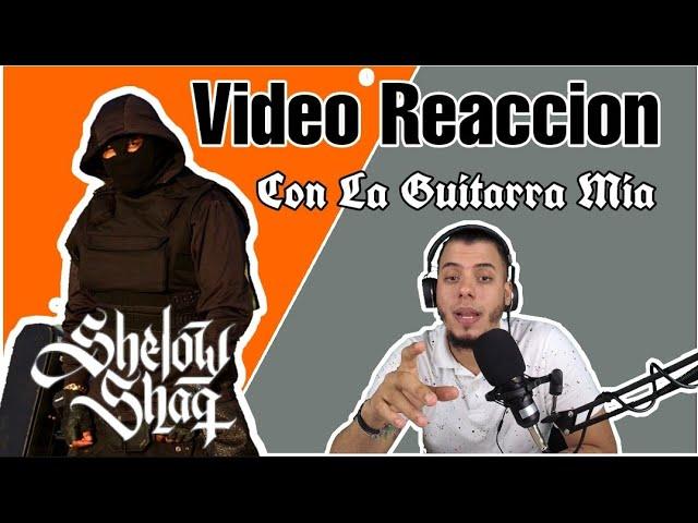 SHELOW SHAQ . Con la Guitarra Mia (VIDEO REACCIÓN) El Peluche Radio Opina.
