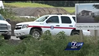 Man electrically shocked while working underground Wednesday