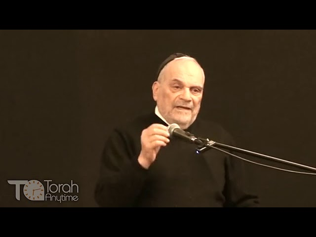 Rabbi Berel Wein - What Are You Doing for the Jewish People?   Aish Yarchai Kallah 2017