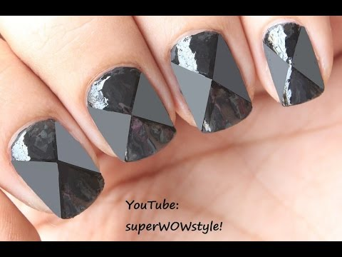 Simple Nail Polish Design Videos Crossfithpu