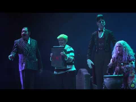 Extrait de La Famille Addams comédie musicale