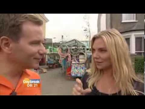 Samantha Womack || Daybreak || 9th September 2013