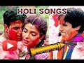 Best Bollywood Holi Songs - Festival Of Colors Special - Superhit Hindi Songs