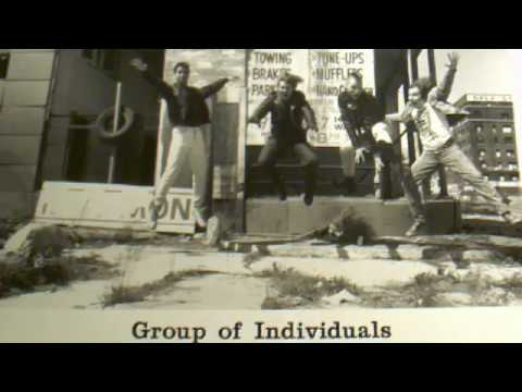 Auld Lang Syne The Group of Individuals 1980s chicago punk