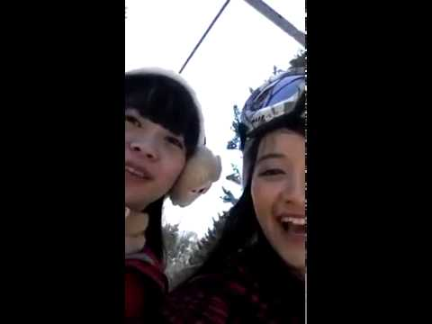 Video G Kinal JKT48 w Yupi ~ Lagi di Niseko Jepang