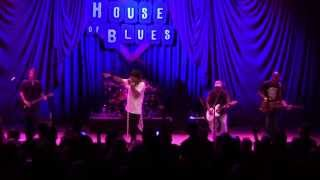 "COWBOY (The Kid Rock Tribute) ""LowLife"" -  LIVE at The House of Blues Myrtle Beach 6/19/2015"
