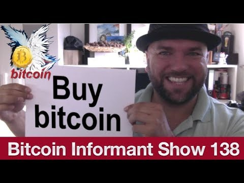 #138 - Falcon Bank Bitcoin Business, Stromanbieter switch akzeptiert BTC & Buy Bitcoin Yellen