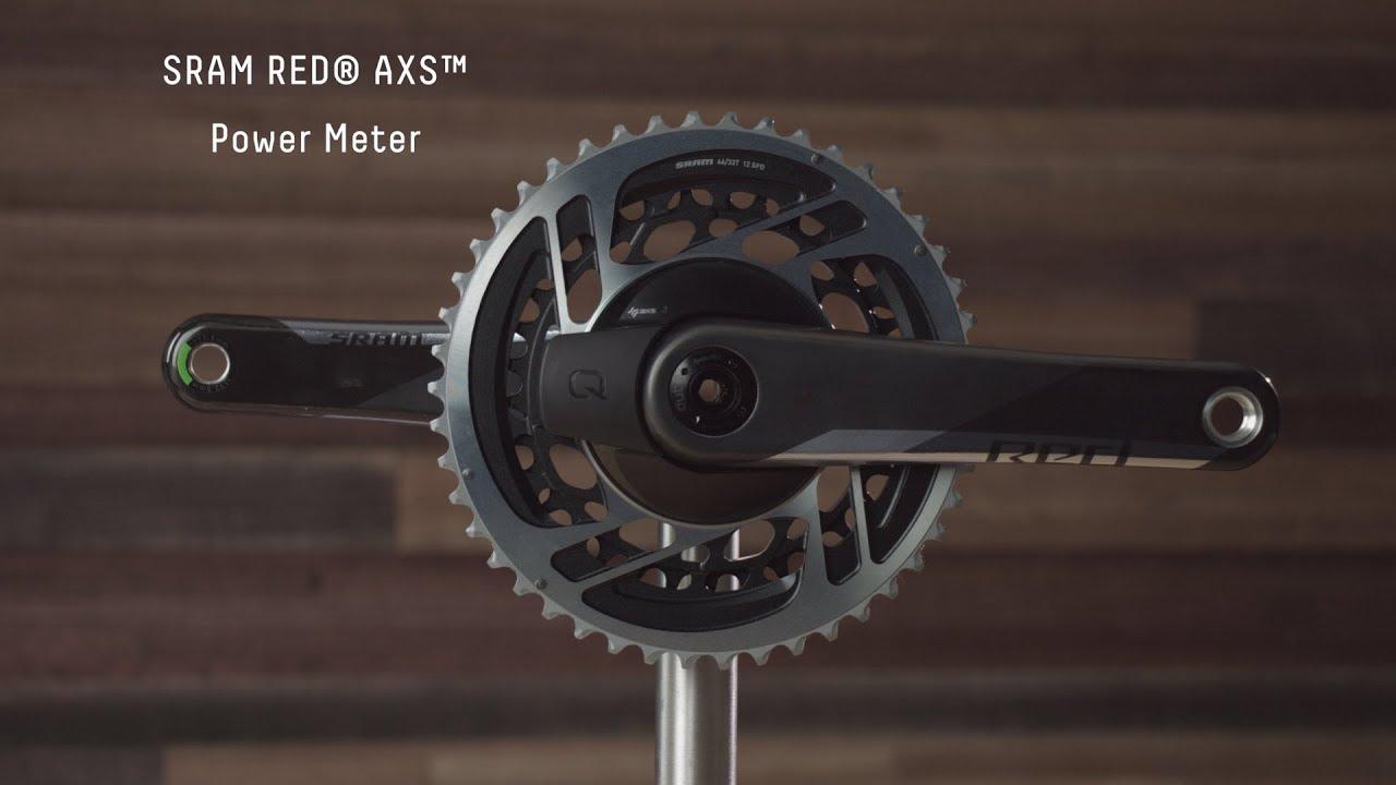 SRAM Red AXS Dub 12-Speed Power Meter Crankset
