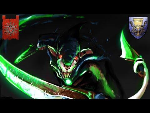 THIS CRAZY BATTLE IS WHY I LOVE TOTAL WAR! - Snikch Goes Super Saiyan - Total War Warhammer 2