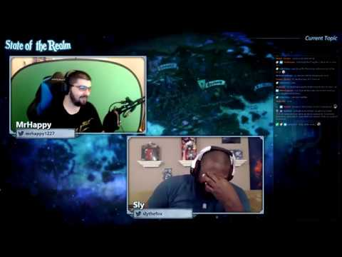State of the Realm #131 - The Rising & Recent JP Media Interviews Discussion