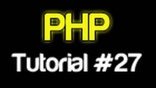 PHP Tutorial 27 - MySQL Creating A Table (PHP For Beginners) Mp3