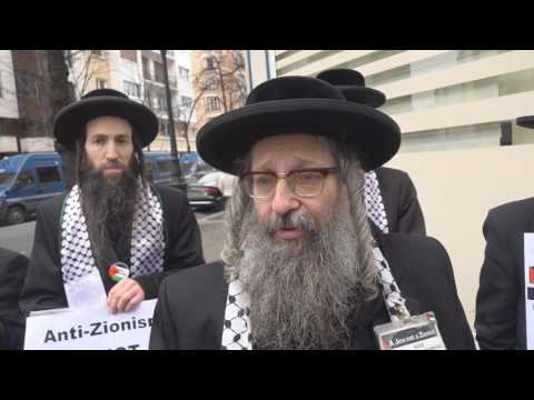 Rabbi Supporting France for its concern for Palestine