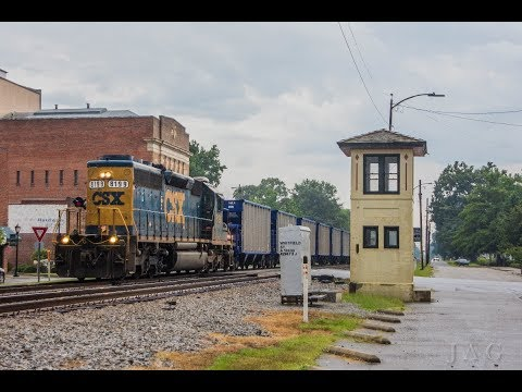 Exploring the A-Line: Rocky Mount, Collier Yard, and points between!