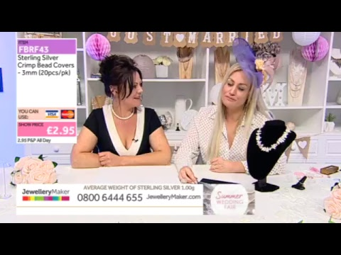 JewelleryMaker LIVE 17/05/2018 - 8am - 1pm