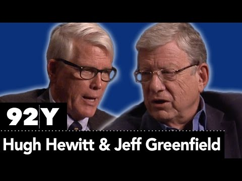 In The News with Jeff Greenfield: Conservative Commentator Hugh Hewitt