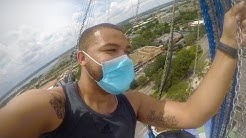 International Drive Orlando Has Reopened | Wearing Masks On The Attractions | Rode Wireless Go Test!