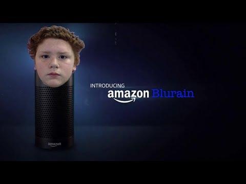Introducing the Amazon Blurain