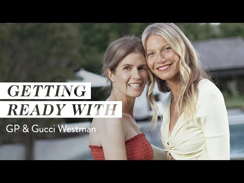 Gwyneth Paltrow Gets Makeup-Ready By Gucci Westman For The Politician Screening | goop