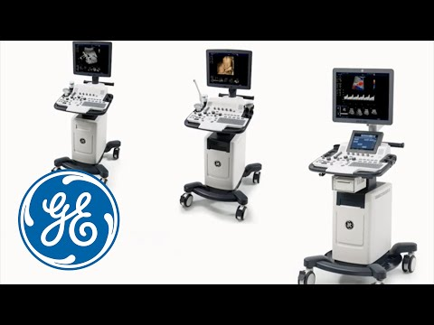 GE Healthcare: Ultrasound LOGIQ F Series