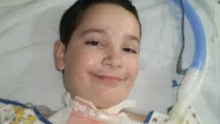 Sternenkind Tom 11 Jahre - Seine Krankheit bis zum Ende