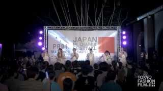 でんぱ組 inc live japan media mix festival in taipei 2014