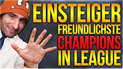 Top 5 Einsteiger / Beginner Freundlichsten Champions in LOL [League of Legends] [Deutsch / German]