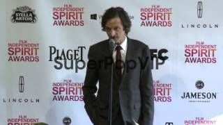 SPEECH - John Hawkes on working with the writer. at 2013 ...