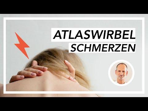 Atlaskorrektur Diese Ubungen Konnen Bei Hws Schmerzen Helfen