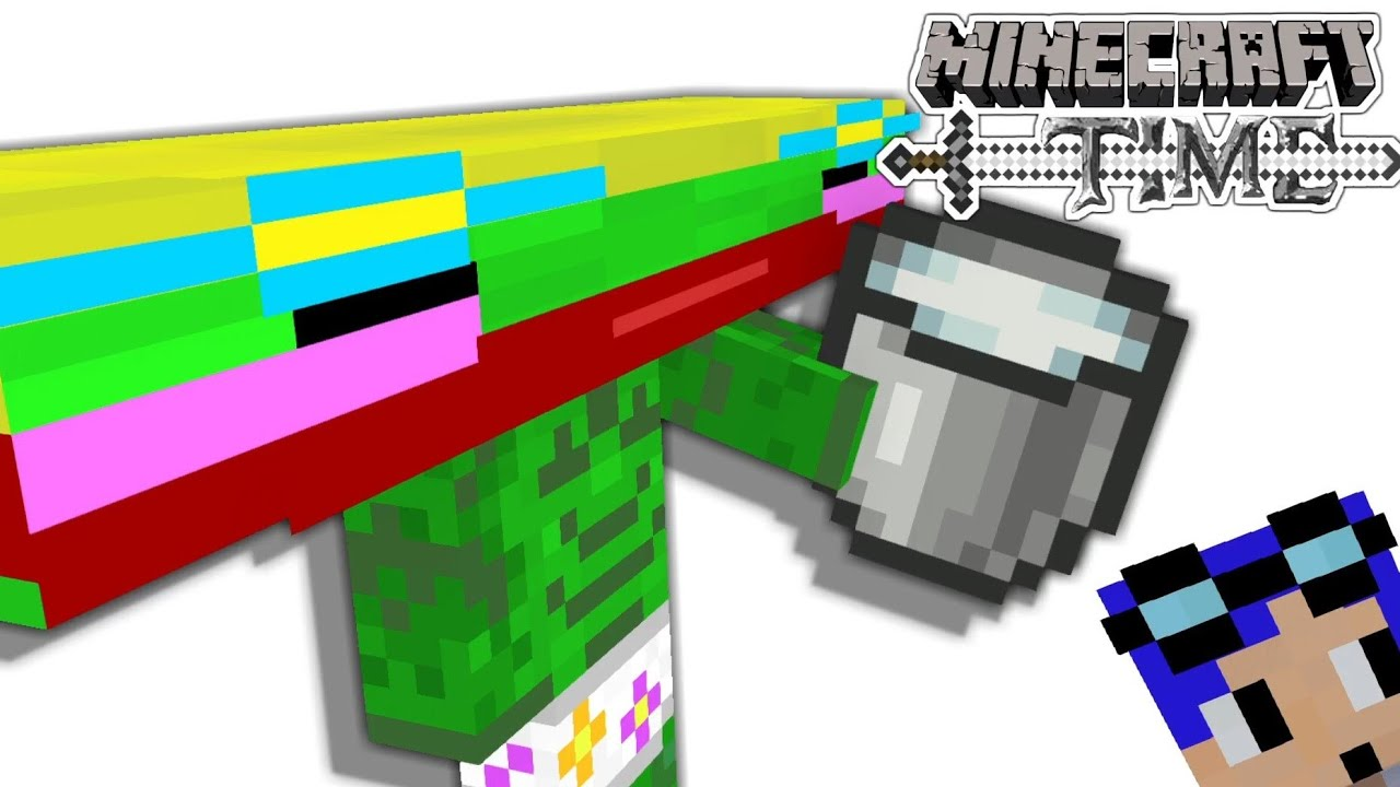 【Minecraft】-マインクラフト・タイム- Part4