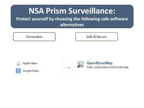 How to Opt Out of Prism, NSA