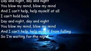Nelly Furtado Waiting For The Night lyrics