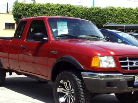 2001 Ford Ranger Tinto Autoconnect Com Mx Youtube