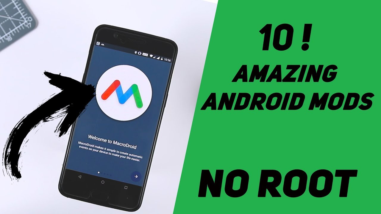 10 Android Mods & Hacks You Can Do Without Root 2018