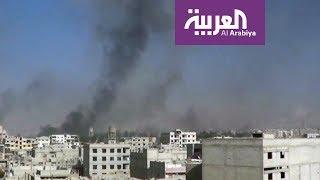غارات نظام الأسد تتسبب بمجازر في الغوطة الشرقية