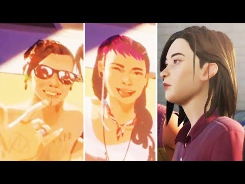 What Happened to FINN, CASSIDY & LYLA - Life is Strange 2 Episode 5 (LIS2 Wolves)