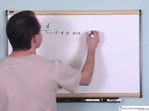 Ultimate Physics Tutor - Sample 2 - Work