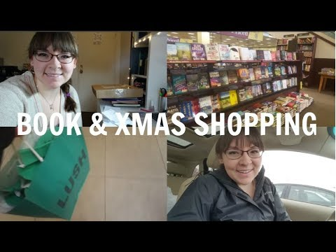 Come Book Buying With Me | Nov. 2017