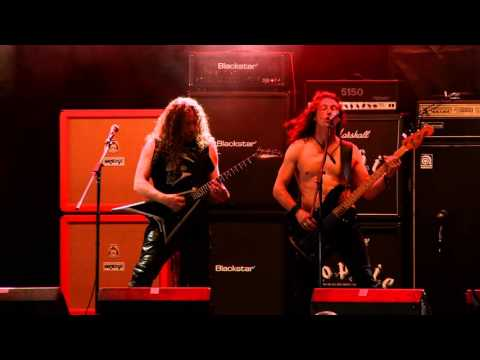 Messiahs Kiss - Without Forgiveness - Bloodstock 2015