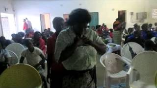 A WOMAN (MRS SHAWA) HEALED OF HIGH BLOOD PRESSURE BY PROPHET D. CHIBWE
