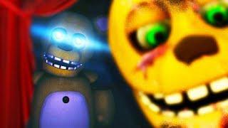 AH FREAK! FNAF SPRING ANIMATRONICS ARE BACK... IN FREE ROAM! 😭 - Fredbear and Friends: Reboot Part1