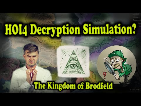 Brodfeld's Illuminati Puzzles | Equestria At War (HOI4)