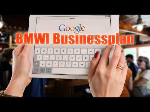 So erstellst du deinen Businessplan mit der Vorlage vom BMWi