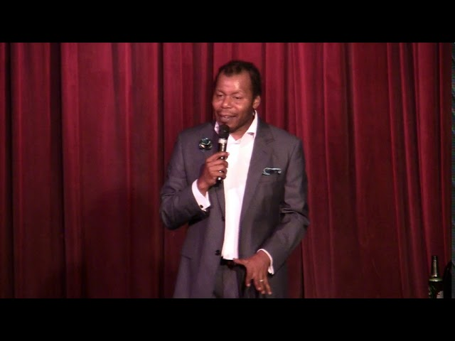 Laugh with comedian Tyler Craig