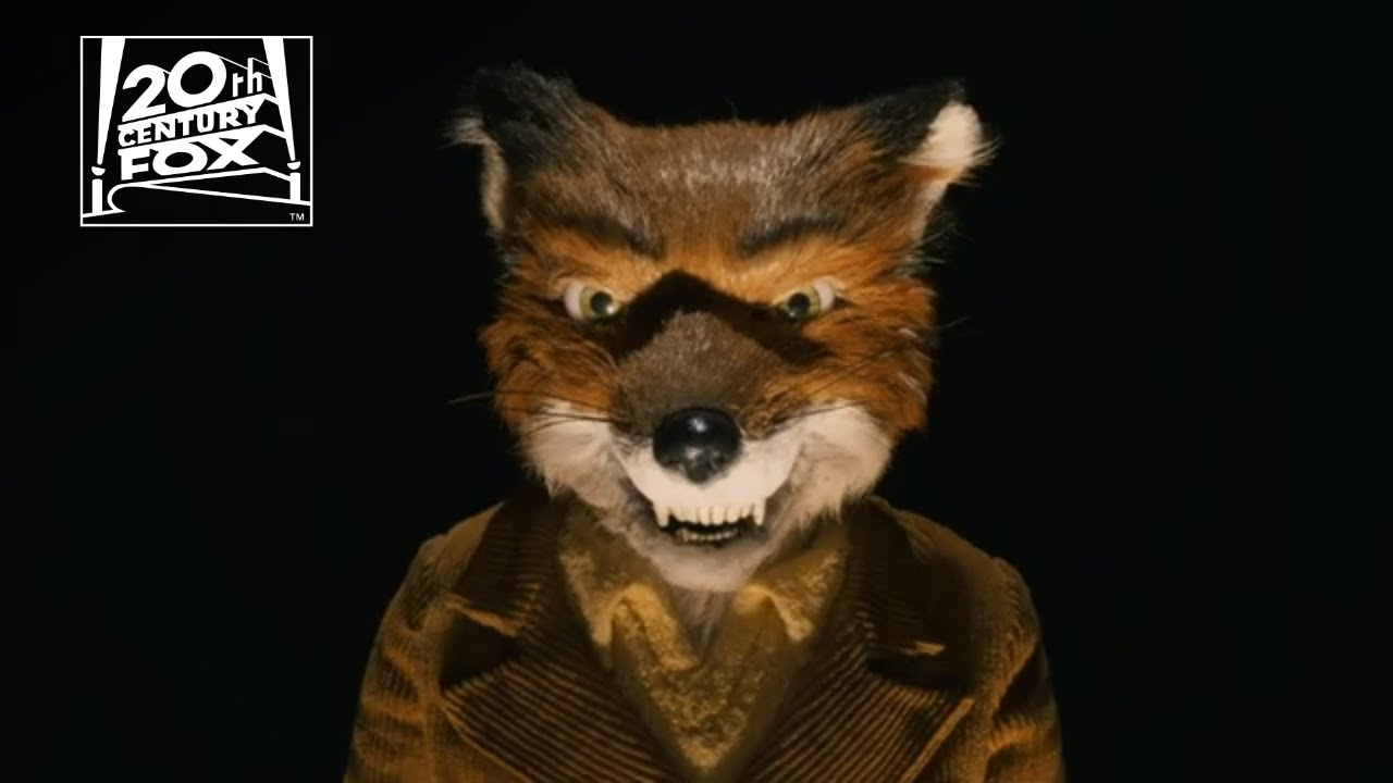 Fantastic Mr Fox A Psychotic Rat Clip Fox Family Entertainment Youtube