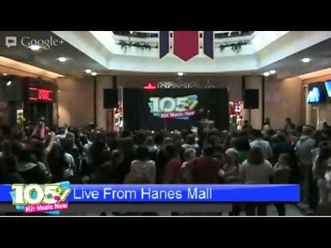 Cody Simpson Live From Hanes Mall