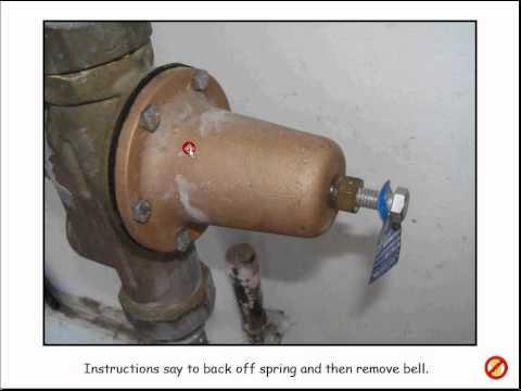 Watts Water Pressure Regulator Repair