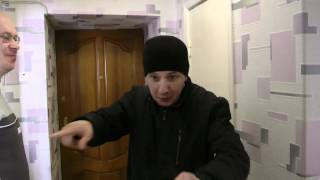 Russian Alcoholic Speaks English