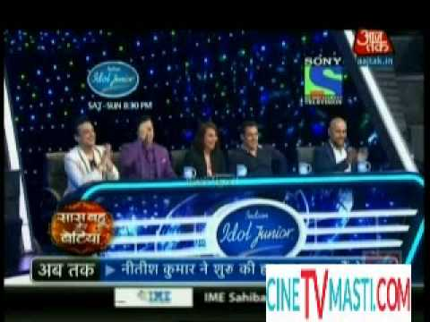 Indian Idol Junior 2nd July 2015 CineTvMasti Com