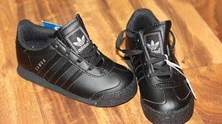 Обзор детской обуви - Adidas Originals Samoa I Fashion Sneaker for Toddler
